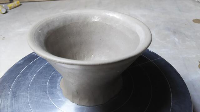 煎茶湯のみの作り方