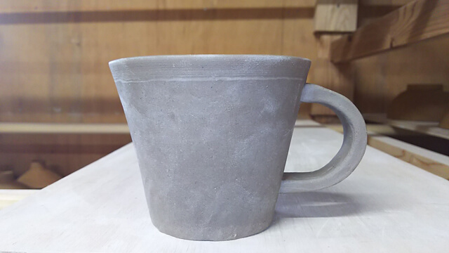 マグカップの作り方