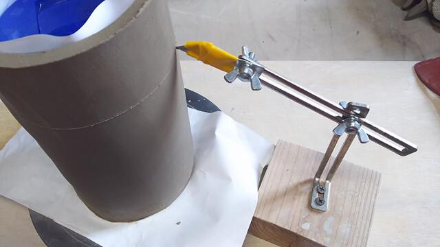 箸立ての作り方