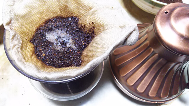 コーヒーゼリーの作り方