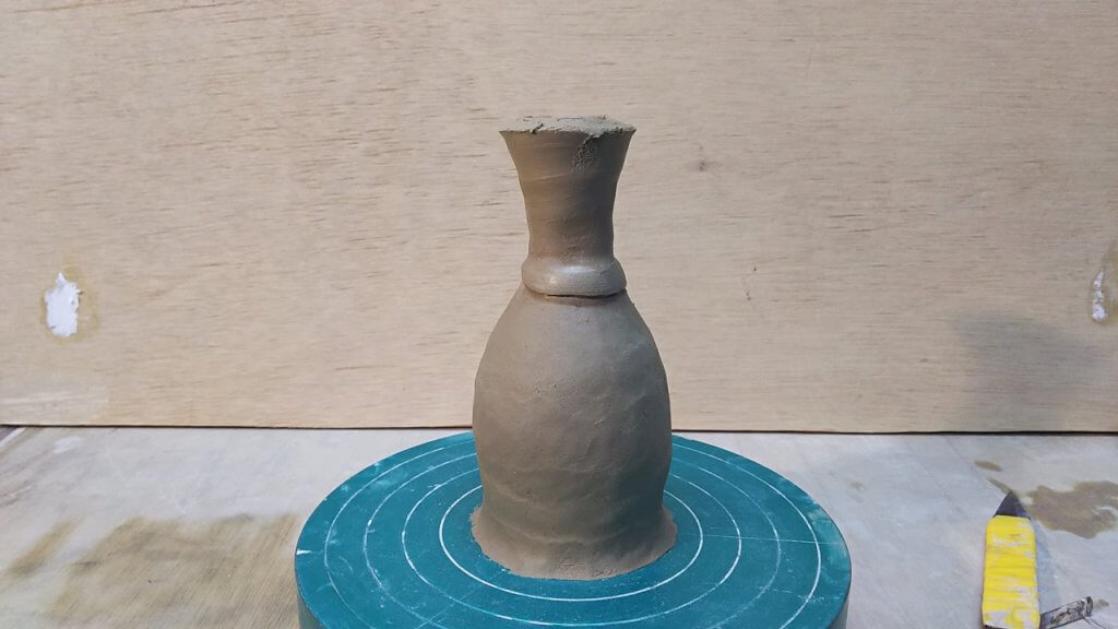 花瓶の作り方