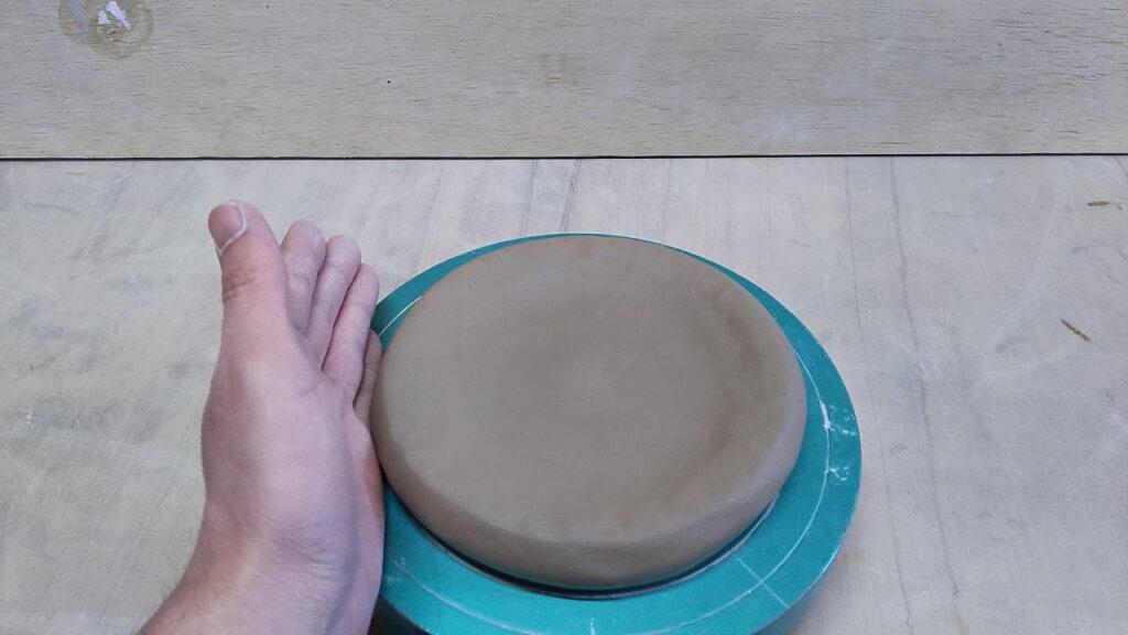 角皿の作り方