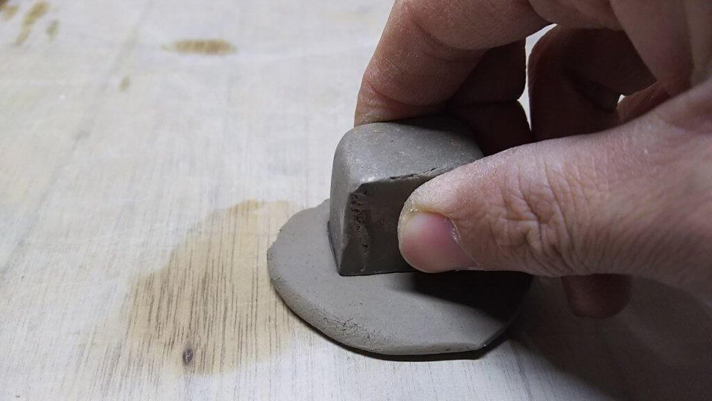 陶印の作り方