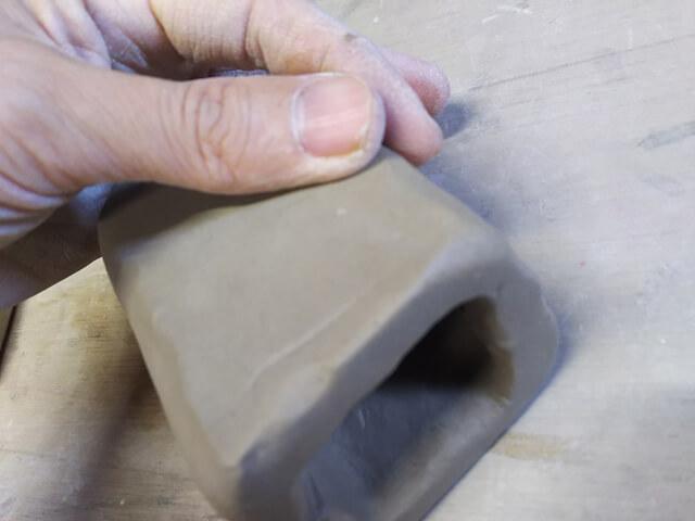 陶器の家の作り方