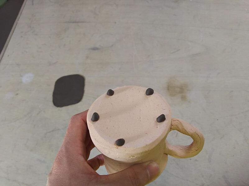 道具土と貝殻の使い方